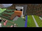 How to make a Chicken-Farm - Minecraft (The Journeymen Server)