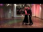 Arthur Murray Ra'anana - paso-tango - Zafrir & Naama