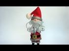Manualidades de Navidad - Fofucha Papa Noel . Santa Claus