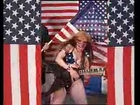 The Great Kat ZAPATEADO Patriotic Video