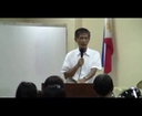 Rev Mar's Sermon - May 26, 2013