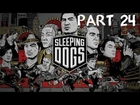 Sleeping Dogs Playthrough PC part 24: Hospital shooting