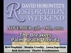 Restoration Weekend 2012