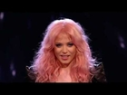 Amelia Lily sings Think (Freedom) - The X Factor 2011 Live Show 7 - Movie Week