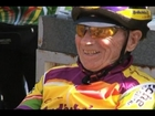100-Year-Old Frenchman Makes Cycling Record