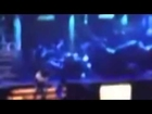 Justin Bieber FALLS DOWN THE STAIRS ON STAGE while performing with...