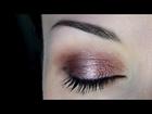 Makeup facile et rapide avec un seul fard - Star Violet de MAC