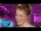 Isabelle Parell Auditions - AMERICAN IDOL SEASON 12