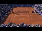 Nadal's Hot Shot Instincts Vs Ferrer In Barcelona Final