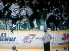 Oshawa at London Penalty Box Brawl - Jan.15, 1999