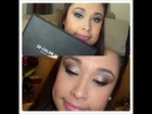 Smoky Eye Ft. BH Cosmetics 28 Smoky Eyes Palette