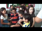 Mission Alida Kemp supports childrenday in Tela Honduras (part 2 of 4)