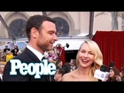 Liev Schreiber, Naomi Watts Say Red Carpet Is No Date Night
