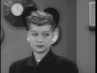 I LOVE LUCY clips with Lucille Ball commentary