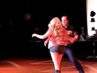 Dancing with our Reno Celebrity Stars 2012 - West Coast Swing: Tara & Adam