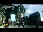 Dark Souls Walkthrough (008) - Taurus Demon Fight (Demon's Great Axe)