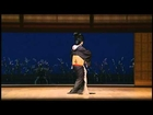 地唄舞 「小簾の戸」 神崎ひで一 Japanese traditiona dance Hideichi Kanzaki