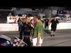 Victory Lane Interviews from the PASS Wildcat 150 - Daniel Hemric & Jay Fogleman