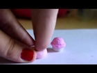Coppetta Gelato / Ice Cream Cup TUTORIAL Polymer Clay/ FIMO