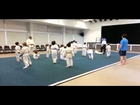 Aikido Kids Game - Backwards Rolling Game