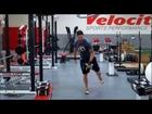 Dryland Off-Ice Hockey Training-Anaheim Ducks Sheldon Souray HockeyOT Strength Circuit