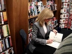 Autographs with Nina Hartley