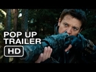 Hansel and Gretel: Witch Hunters Pop-Up (2012) Jeremy Renner, Gemma Arterton Movie HD
