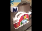 So Funny! Roxie the Boxer Puppy Barks at Musical Farm Animal Fridge Magnets