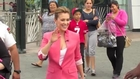 Alyssa Milano Addresses 'Fat-Shaming' Hurt on Extra