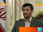 IRAN Mahmoud Ahmadinejad Shirin Ebadi