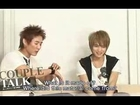 All about TVXQ - CoupleTalk ~ Jae-Su couple part 2/2 (JJ&JS)