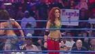 WWE.SmackDown.Mickie.James.Maria.vs.Michelle.McCool.Layla
