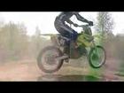 motocross chassemy