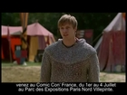 Merlin : message de Bradley James