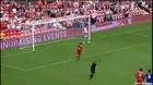 Liverpool Jamie Carragher, Penalty scored own goal ! penaltı