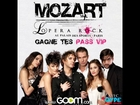 Goom t'offre tes places VIP pour Mozart l'Opéra Rock V02