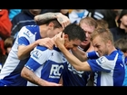 Birmingham City 2-0 Blackpool Ridgewell,Zigic scored