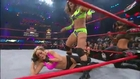 Madison Rayne & Sarita vs. Mickie James & Velvet Sky