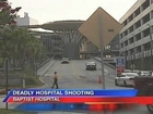 Deadly hospital shooting