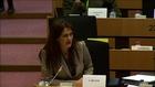 ACTA _ Questions de Sandrine Bélier à la Commission Européen