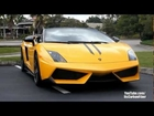 Lamborghini LP570-4 Performante - Startup, Revs & Exhaust Note