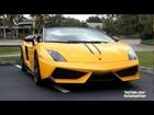Lamborghini LP570-4 Performante - Startup, Revs & Exhaust Note